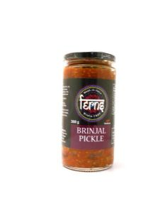 Ferns Brinjal [Aubergine] Pickle | Buy Online at The Asian Cookshop.